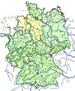 Länderübergreifendes Hochwasserportal
